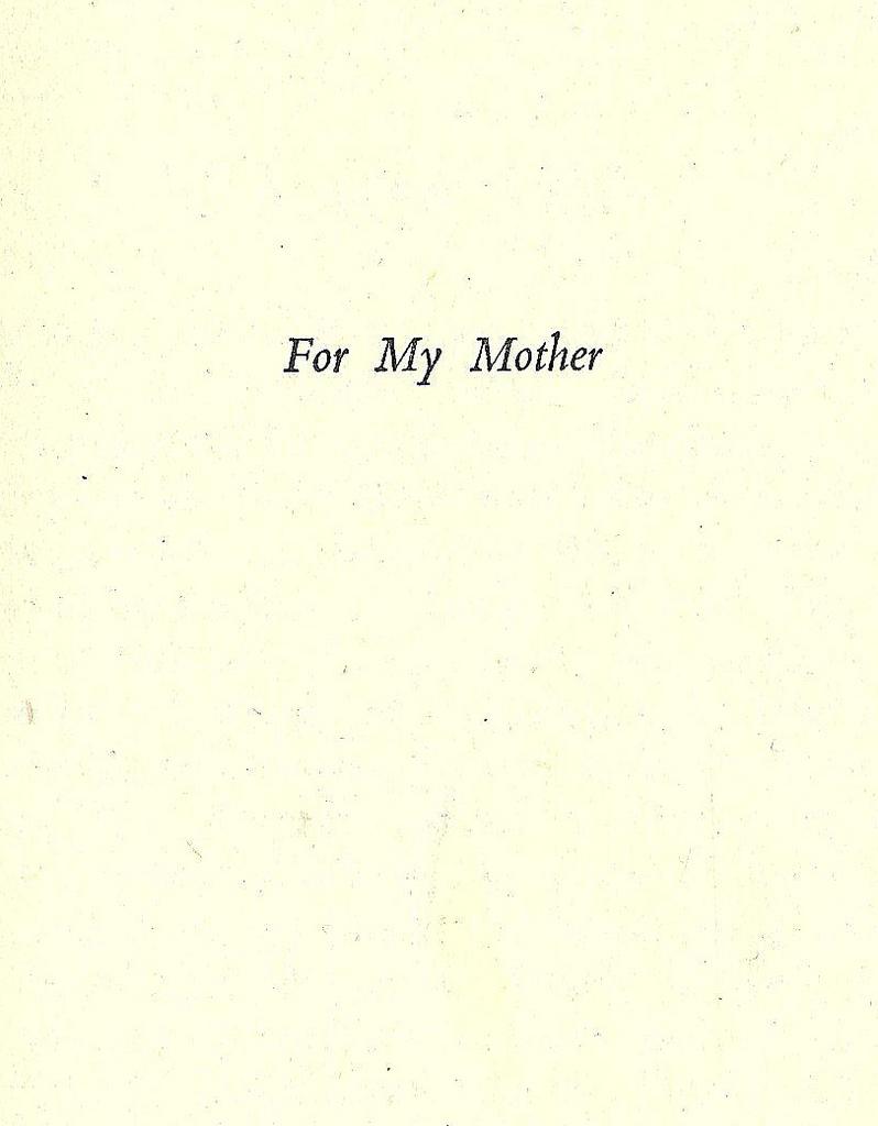 Schrijfwedstrijd: ik heb hier een brief voor mijn moeder