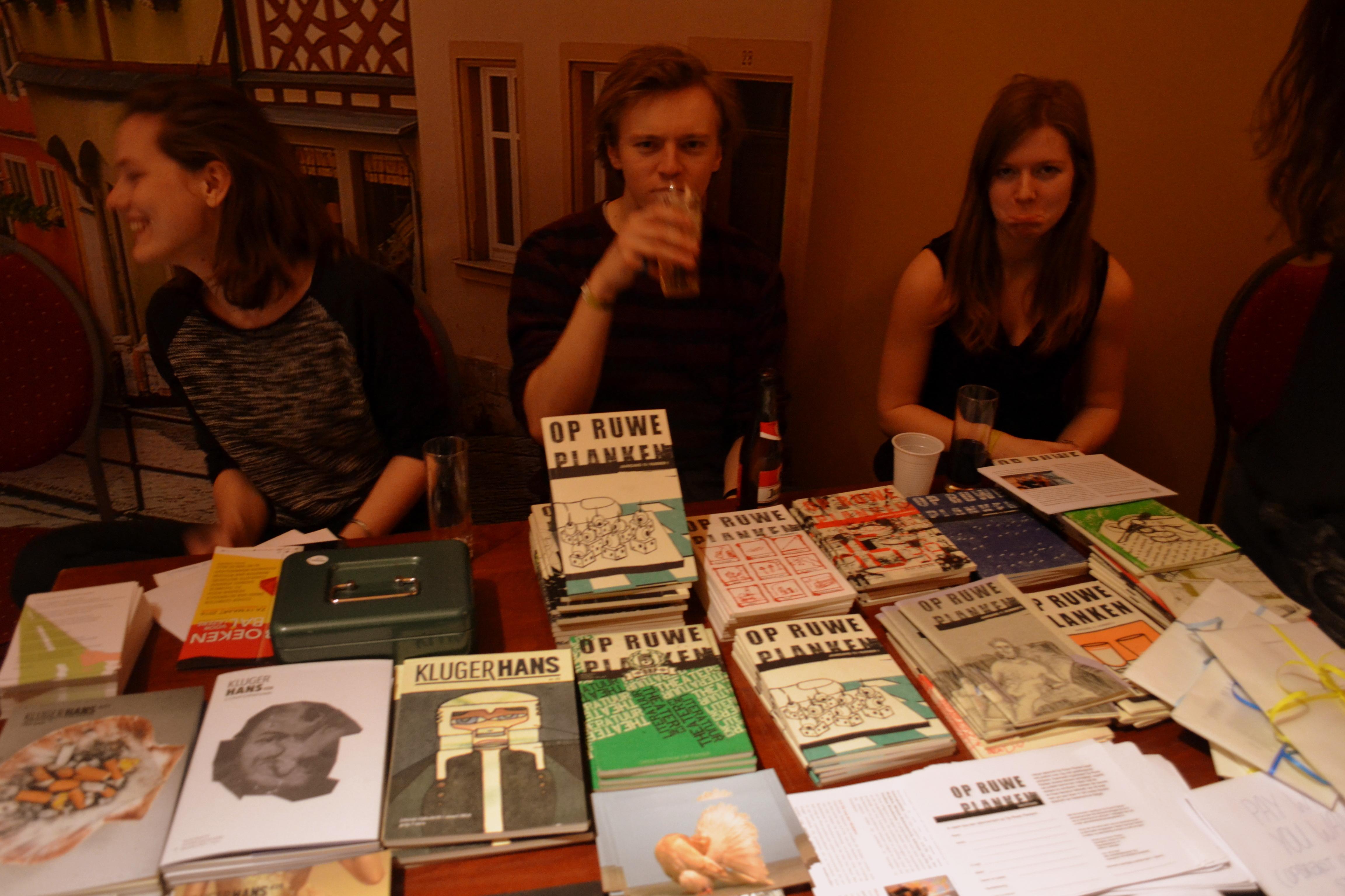 Boekenbal voor Lezers – de foto's